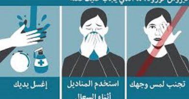 ما عدد الأيام التي يظل فيها المصاب بكورونا ناقلاً للعدوى؟