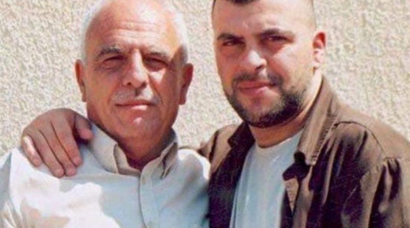 وفاة السيد شوقي حلبي والد الأسير المقدسي خالد حلبي