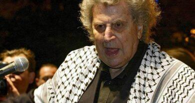 Mikis Theodrakis, Grek o palestyńskim sercu – Tekst Nidal Hamad
