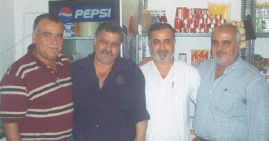 المرحوم سعيد شريدي – سعيد المرنية – نضال حمد