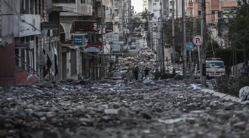 Gaza z Tobą – Nidal Hamad