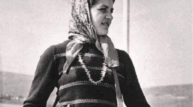 Inspirująca postać z Palestyny
