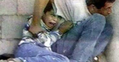 أحياءً لذكرى استشهاد محمد الدرة