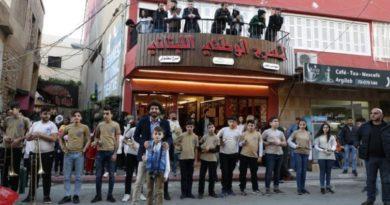 مسرح إسطنبولي كرم زكي ناصيف في إفتتاح مهرجان صور الموسيقي الدولي