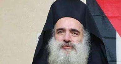 سيادة المطران عطا الله حنا: نرفض استهداف المسجد الأقصى والحرم الابراهيمي الشريف