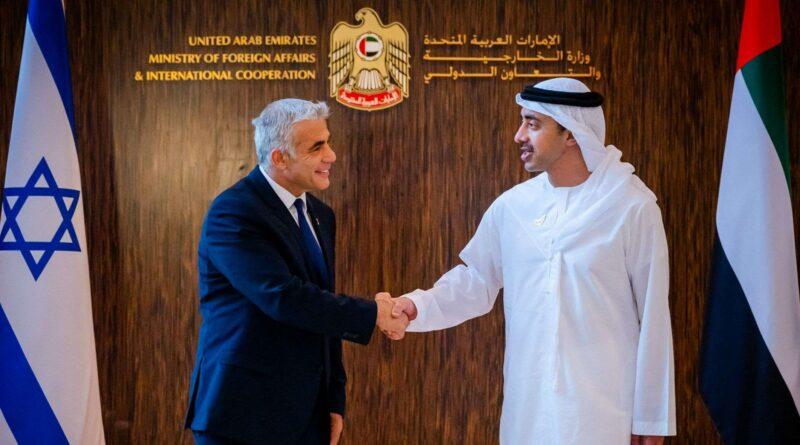 """سفير """"إسرائيل"""" لدى الامارات يقول إن صفقة النفط مع أبو ظبي """"خطر أمني"""""""