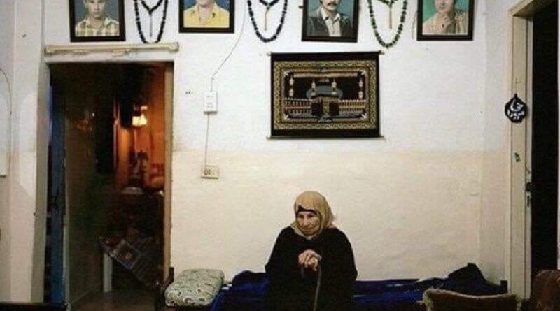 Ta palestyńska matka wciąż czeka na powrót swoich czterech synów
